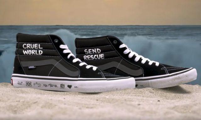 Cult Crew x Vans Sk8-Hi Pro | KaSneaker