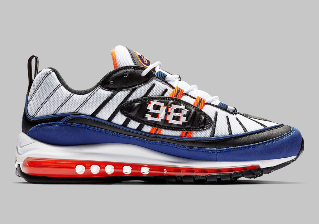 New York Knicks Colors on New Air Max
