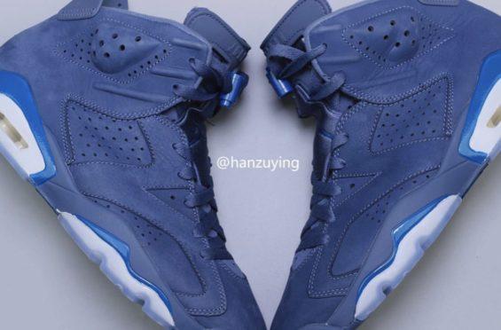 cheap for discount ecd0f a23ae The Air Jordan 6 Jimmy Butler | KaSneaker