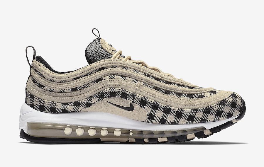 Nike Updates the Air Max 97 in Gingham Plaid   KaSneaker