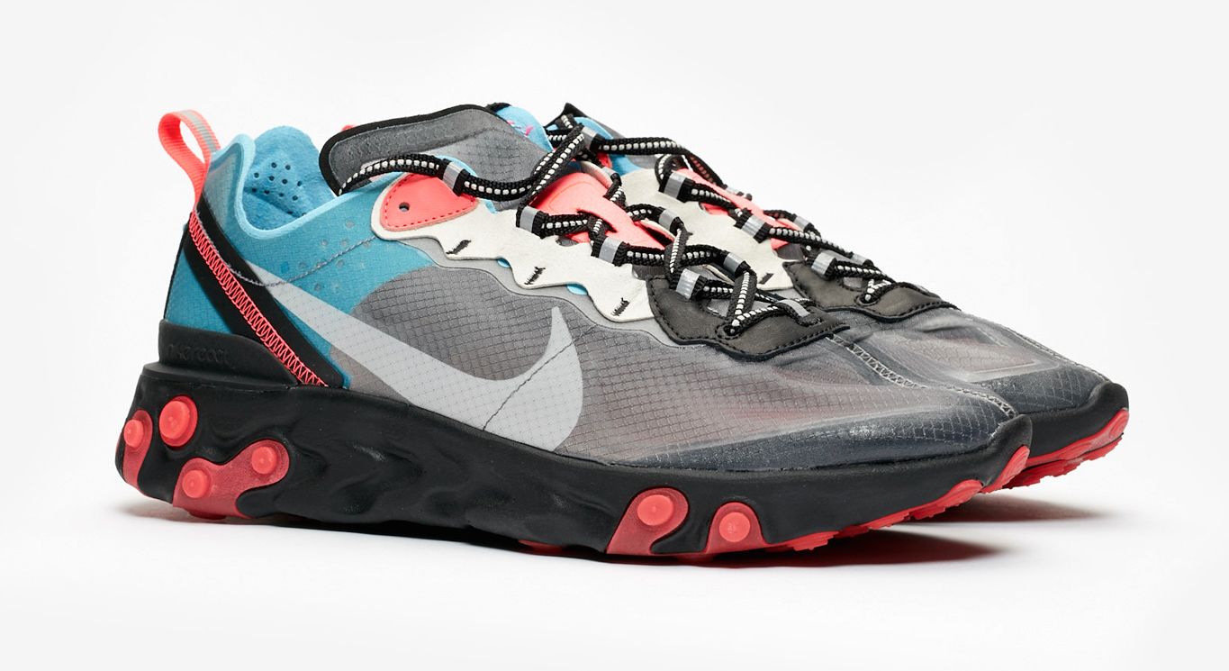 359e55fbe789 Nike s React Element 87 Steps Out in