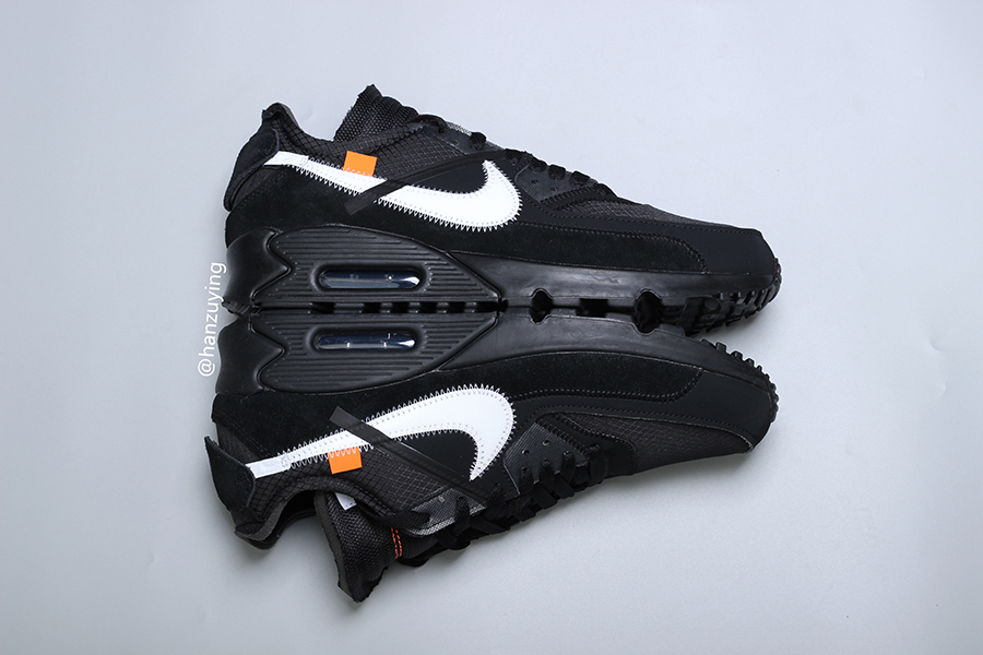 official photos e7c8b 6a262 Off-White x Nike Air Max 90. Release Date  Holiday 2018. Price   160