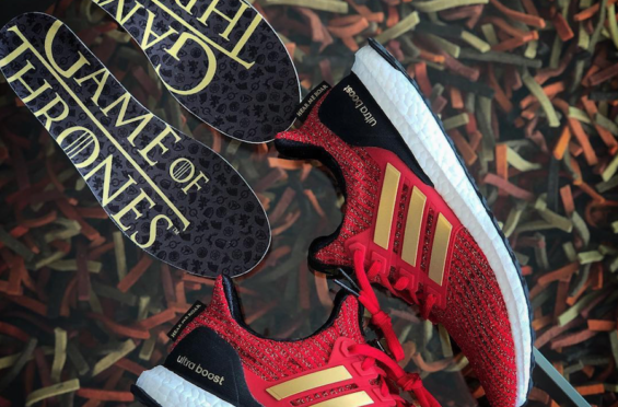 6c78a843a First Look At The Game of Thrones x adidas Ultra Boost Lannister ...