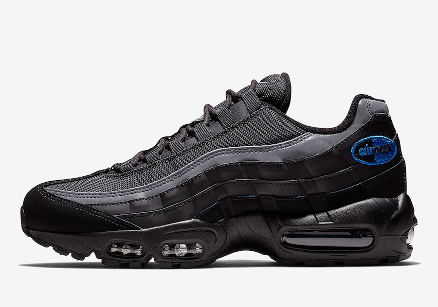 best website 3528e d4996 Take a better look at this Air Max 95 below, and you can find sizes  available at select Nike Sportswear retailers like Foot Locker.