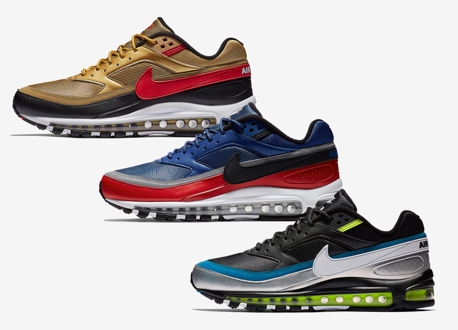 huge selection of 60c6b cae3d After a Skepta collaboration in April and a slew of slick color schemes,  the Nike Air Max 97 BW ...