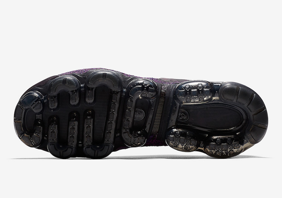 """factory authentic 8cd1d eec7a Look for the Nike Air VaporMax Flyknit 2.0 """"Night Purple"""" to release on  Black Friday, November 23rd at select Nike Sportswear retailers and Nike .com."""