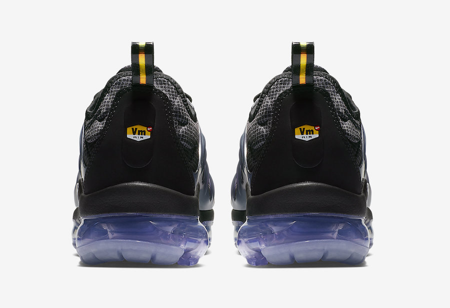 "97a113f6ca The Nike Air VaporMax Plus ""Eggplant"" colorway is expected to release in  the coming weeks for $190 USD at Nike's web store and select retailers."
