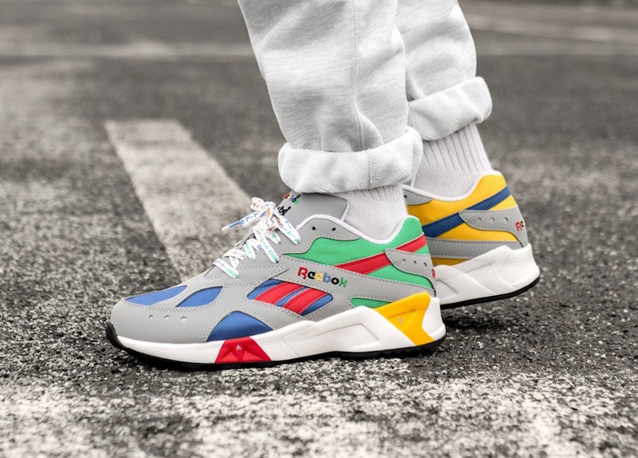 These Reebok Aztreks Are Inspired By A
