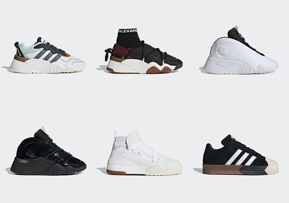 adidas alexander wang basketball shoes