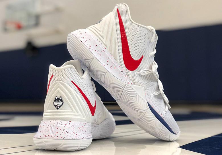 Basketball Shows Off A Nike Kyrie 5