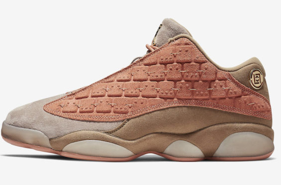 separation shoes 2a066 936b9 CLOT x Air Jordan 13 Low Terracotta | KaSneaker