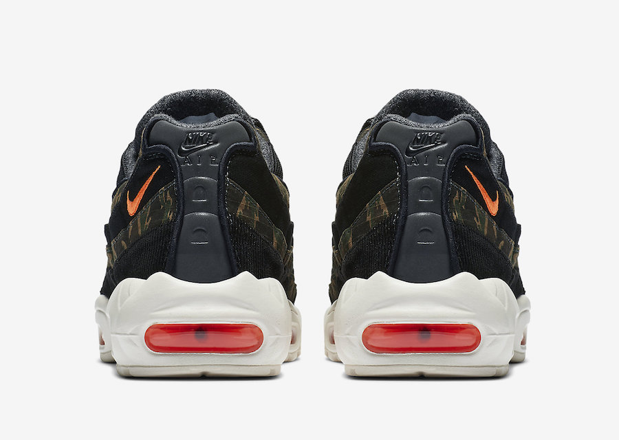 2c63ede1c4 Official Imagery of the Carhartt WIP x Nike Air Max 95 | KaSneaker