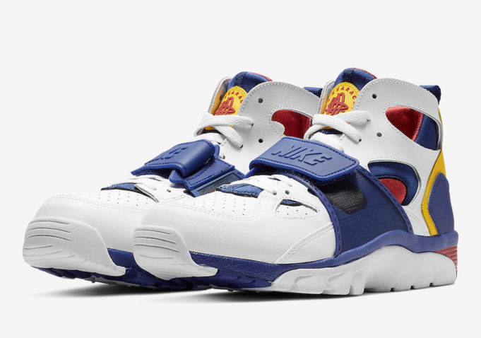 new concept a7537 abd06 Nike Air Trainer Huarache Releasing in OG Colorway   KaSneaker