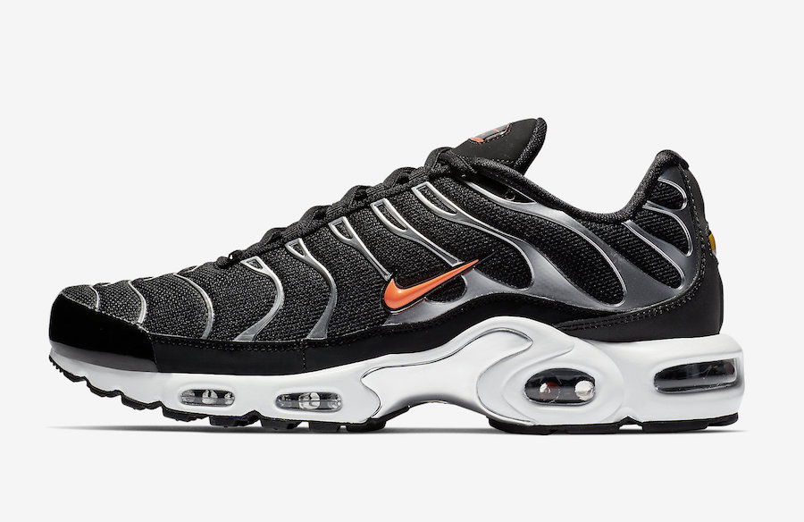 nike air max plus nere