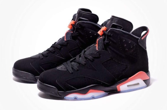 7e0703f2e2f33c The style and style of this sneaker is a type that many people like. The Air  Jordan 6 Black Infrared ...