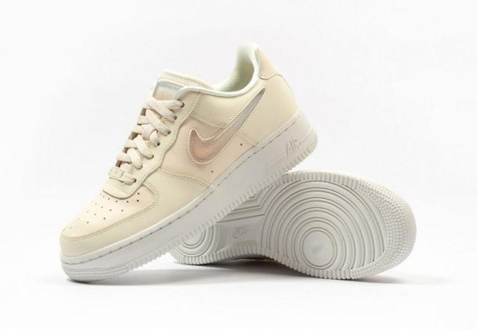 Nike Air Force 1 07 SE Premium Pale Ivory | KaSneaker