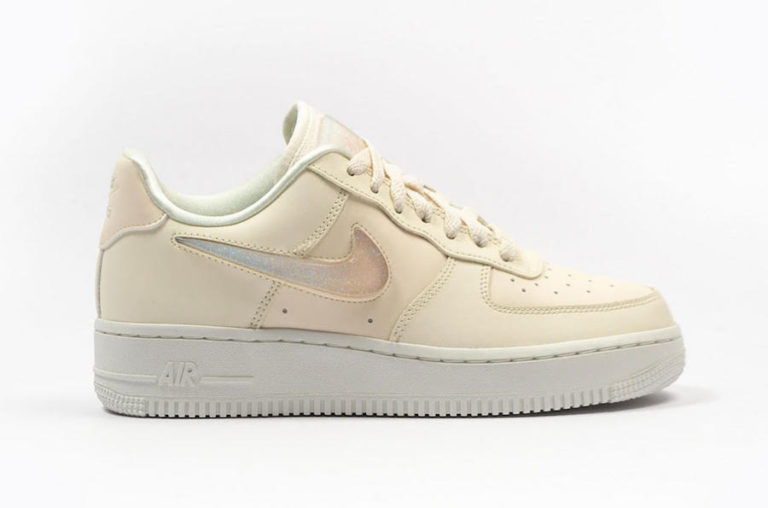 Nike Womens Air Force 1 07 SE Outdoor Green - AA0287-300