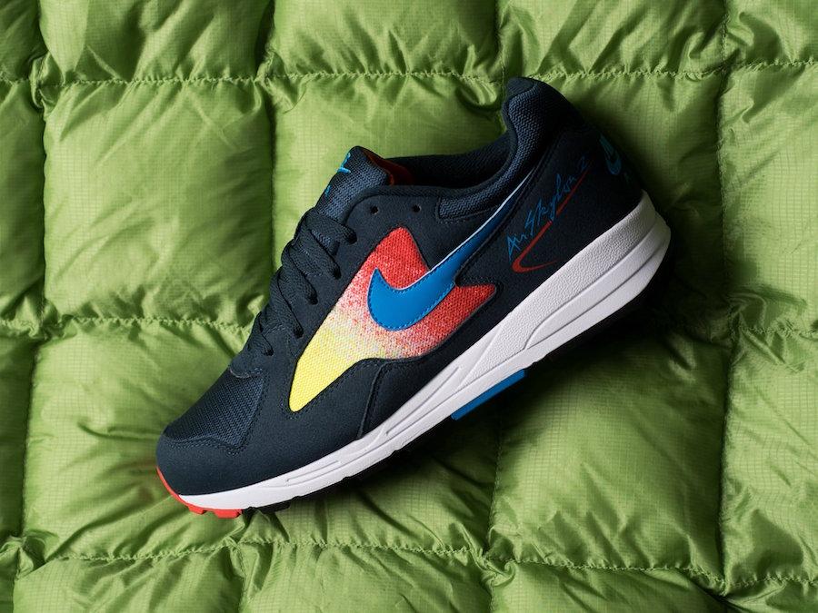 94d28b9623d Nike Air Skylon 2  Navy Multicolor  Available Now