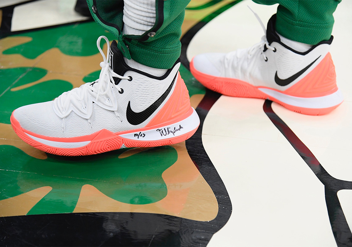 best sell best selling fashion Kyrie Irving Debuts Nike Kyrie 5