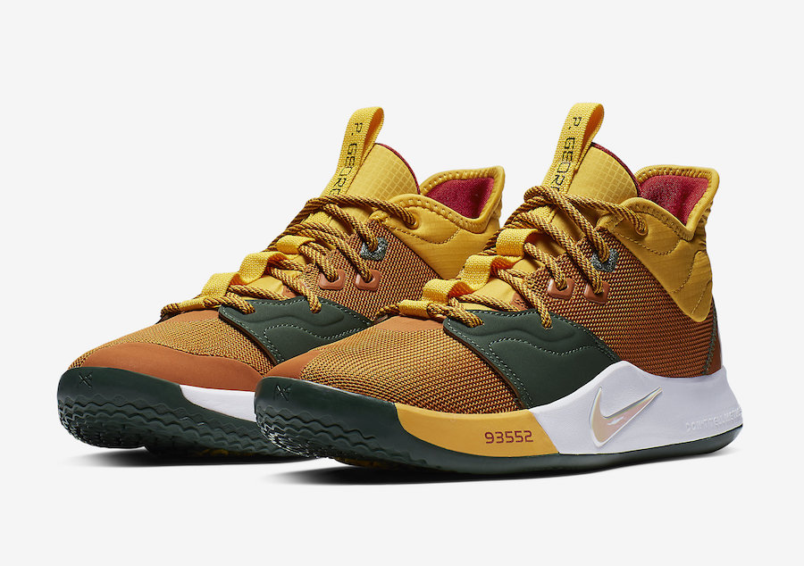new arrival afefd 0b4e8 Nike PG 3 All-Star Official Images  KaSneaker