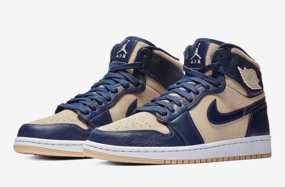 b8d4c5f0b8fcda The look of this casual shoe is a more common classic. Check out this new  colorway of the Air Jordan 1 Mid. Opting for a two-toned upper ...