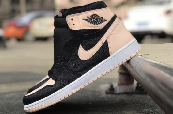 fd05ae63da67 Air Jordan 1 Retro High OG Crimson Tint