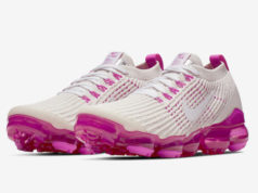 pick up cbd38 55339 Nike Air VaporMax 3.0  Pink Rise  Release Date