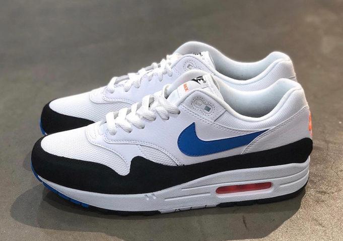 Clean Color Blocking On This Nike Air Max 1 KaSneaker  KaSneaker