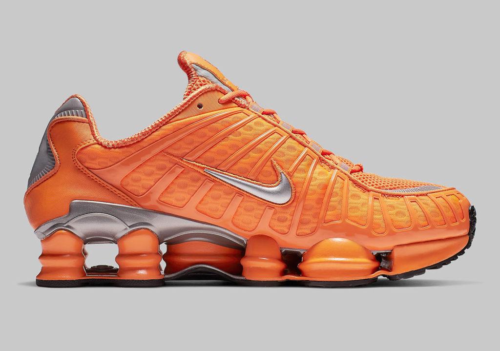 innovative design b0729 85420 Already arriving to select retailers, a wider release of these Shox Total  colorways will launch on March 21st on Nike.com. The retail price tag is  set at ...