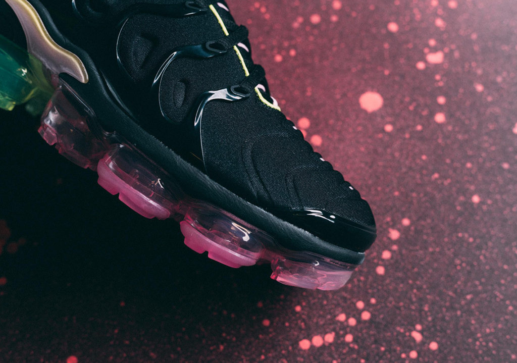 quality design a8230 96ab4 Nike Air VaporMax Plus with Gradient Sole | KaSneaker