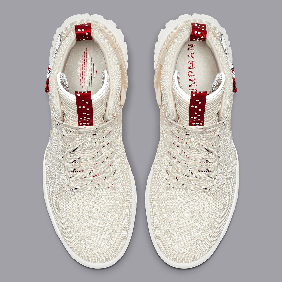 7db25fc82c6d2 The Jordan Apex React Is Dropping Soon In New Cream Uppers