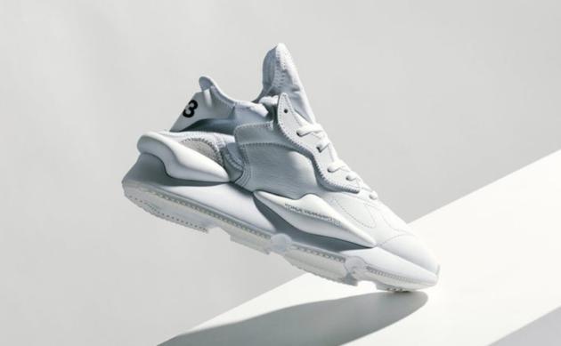 1d367860d Triple White Covers The Clean adidas Y-3 Kaiwa