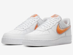 491a1a4ba6c00 Th Oversized Swoosh Look On The Nike Air Force 1 Continues