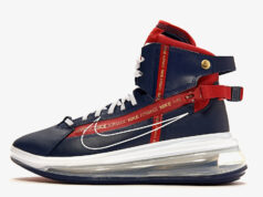 03180a5cfb111 This Nike Air Max 720 Saturn is Perfect for the 4th of July