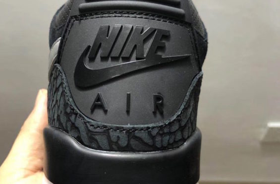 more photos a9f11 5a6bf Air Jordan 3 Tinker Black Cement | KaSneaker