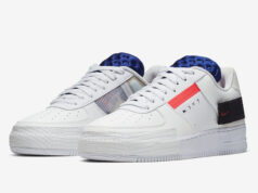 super popular 9bd16 7e9a2 Release Date  Nike Air Force 1 Low Type Summit White