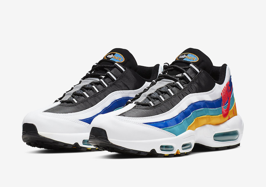 The Air Max 95 Windbreaker is Available Now! HOUSE OF