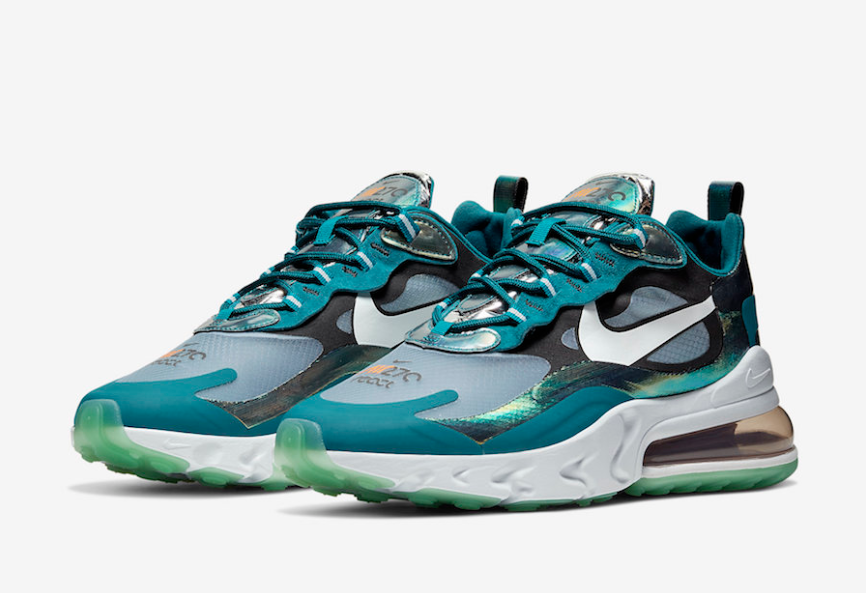 Introducing the new Nike Air Max 270 Esquire Middle East
