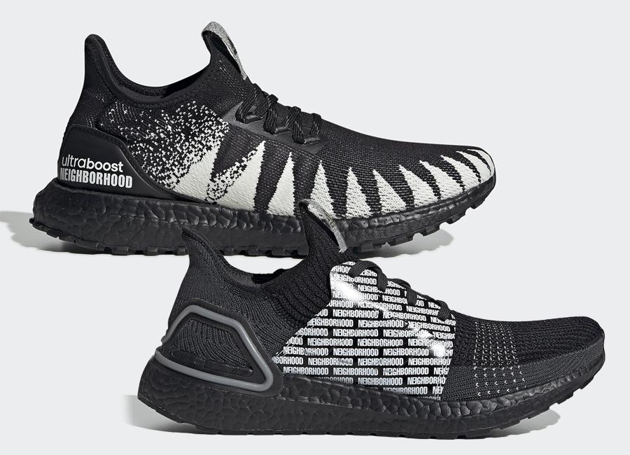 Neighborhood x Adidas Ultra Boost