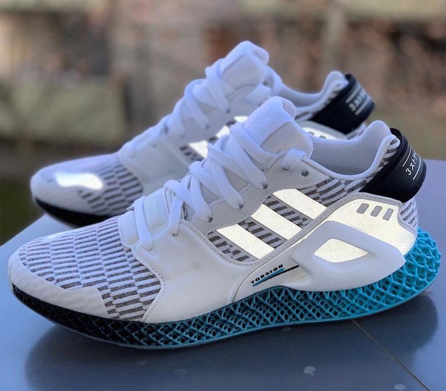 Adidas ZX 4D Morph Coming Soon | KaSneaker